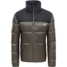 The North Face Nevero Donsjas Heren, new taupe green/tnf black